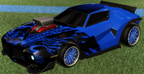 Dominus GT Top 10 best cars in Rocket League