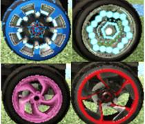 Best Rocket League Wheels