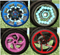 Best Rocket League Wheels