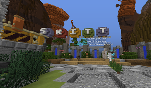 Minecraft SkittleMC Server IP Address - Mini Beans