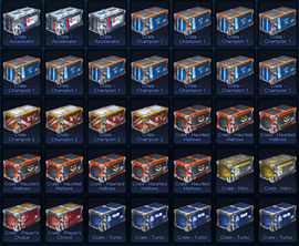 buy rocket league crates