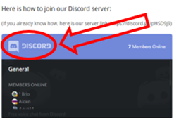 Rocket League discord server