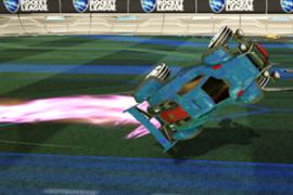 how to half flip in rocket league